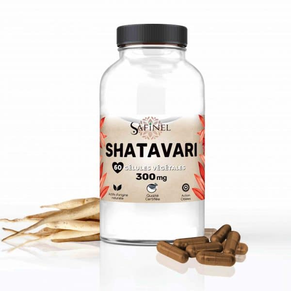gélules de shatavari