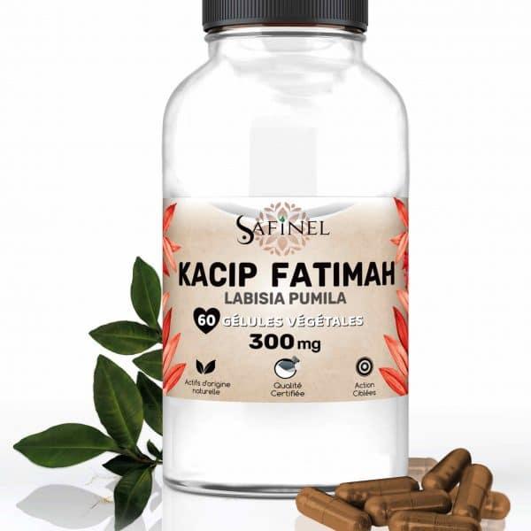 gélules de kacip fatimah