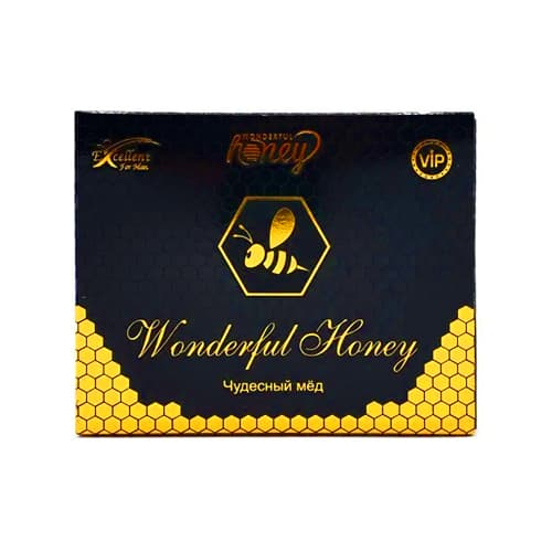 5 sticks de Wonderful Honey 15g